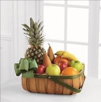 Thoughtful Gesture Fruit Basket by Angel Lucys Funeral Florist - Victoria, TX