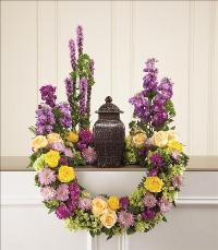 Garden of Grace Arrangement by Angel Lucys Funeral Florist - Victoria, TX