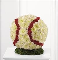 All-American Tribute Baseball by Angel Lucys Funeral Florist - Victoria, TX