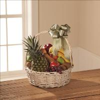 Sincerest Sympathy Gourmet Basket by Angel Lucys Funeral Florist - Victoria, TX